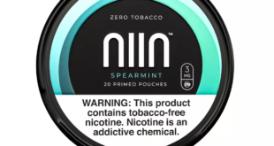 Non-Tobacco Nicotine Pouches by NIIN: A New Line Of Nicotine Pouches You Have Got To Try